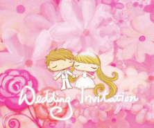 Dreamgirl & boy x 彩福婚宴集團 (婚咭wedding card)