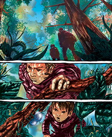 Drifting Wolves Page 4