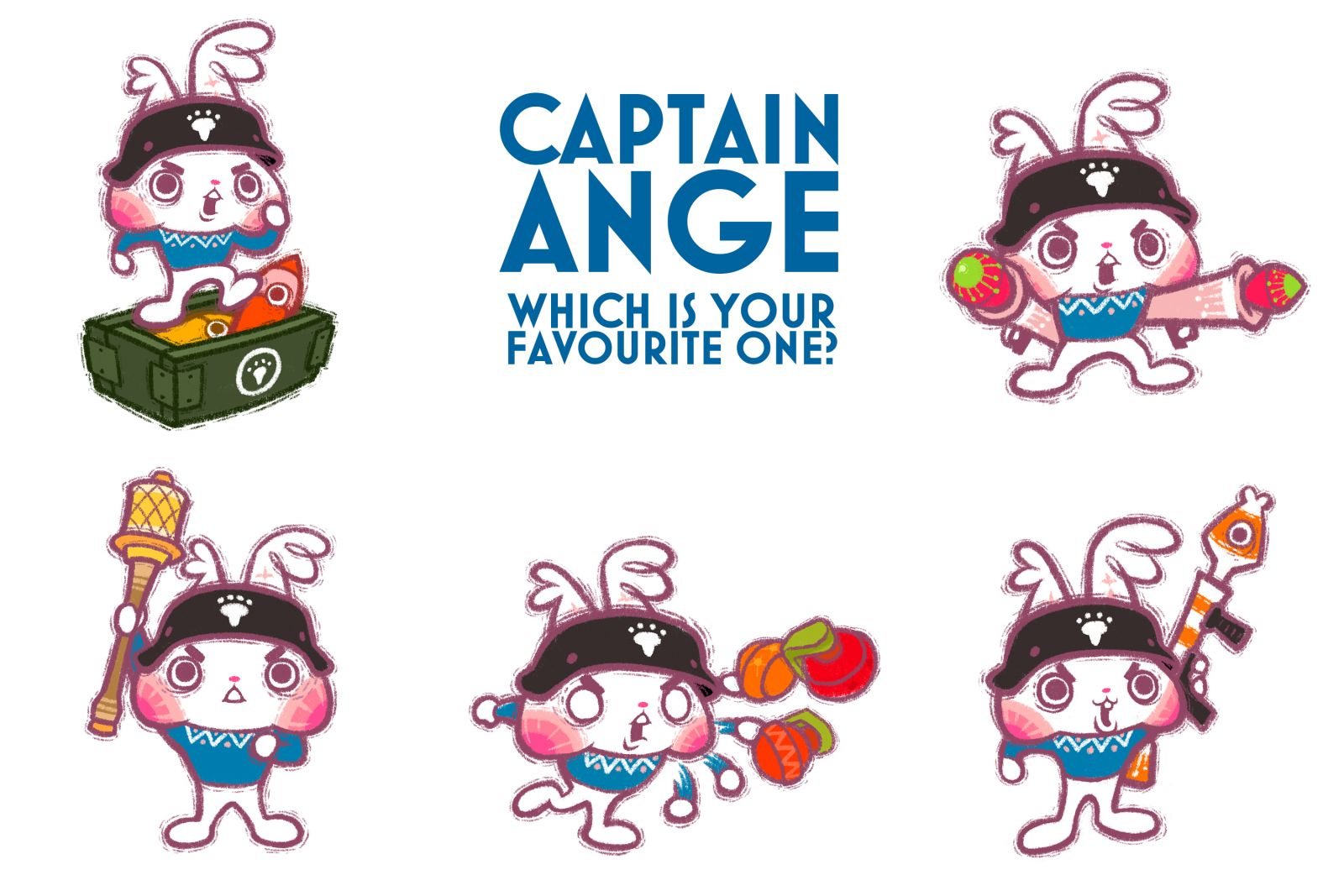 Captain Ange