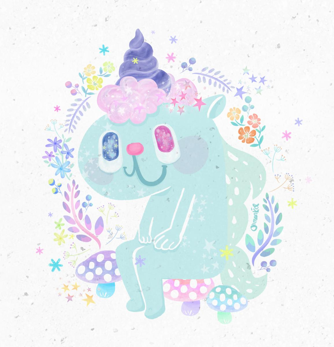 【Everything starts from your DAYDREAM - Unicorn】