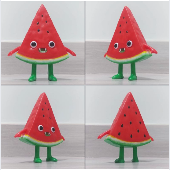 watermelon monster