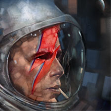 David Bowie- Space Oddity